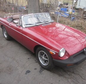 1980 MG MGB for sale 100973342