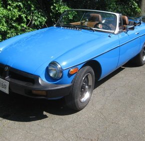 1980 MG MGB for sale 100991568