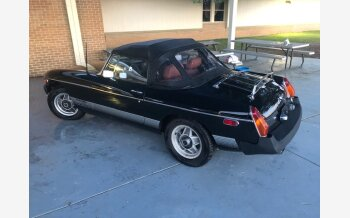 1980 MG MGB for sale 101125451