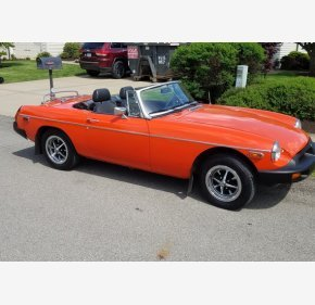 1980 MG MGB for sale 101200193