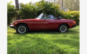 1980 MG MGB for sale 101295671