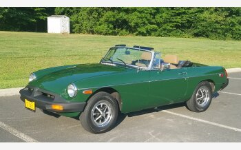1980 MG MGB for sale 101327207