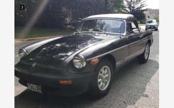 1980 MG MGB for sale 101397983