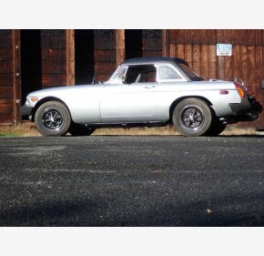 1980 MG MGB for sale 101401688