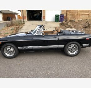 1980 MG MGB for sale 101403350