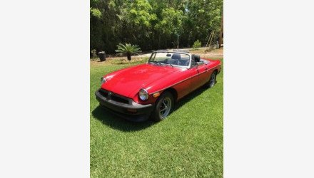 1980 MG MGB for sale 101416238