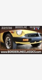 1980 MG MGB for sale 101438179