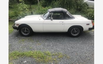 1980 MG MGB for sale 101550732