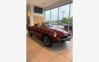 1980 MG MGB for sale 101553350