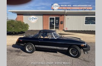 1980 MG MGB for sale 101560248