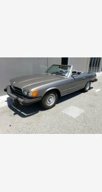 1980 Mercedes-Benz 450SL for sale 101190157
