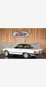 1980 Mercedes-Benz 450SL for sale 101215202
