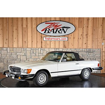 1980 Mercedes-Benz 450SL for sale 101215202