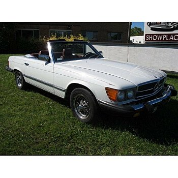 1980 Mercedes-Benz 450SL for sale 101229766