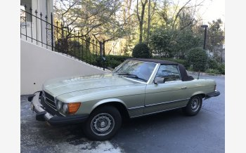1980 Mercedes-Benz 450SL for sale 101240872