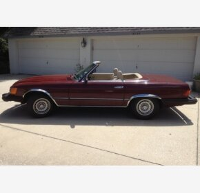 1980 Mercedes-Benz 450SL for sale 101273013