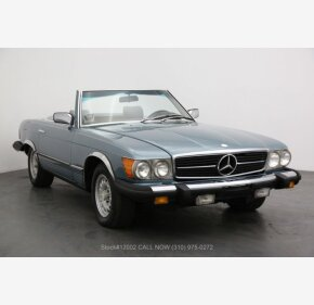 1980 Mercedes-Benz 450SL for sale 101329649