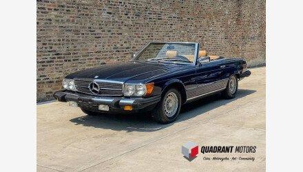 1980 Mercedes-Benz 450SL for sale 101390101