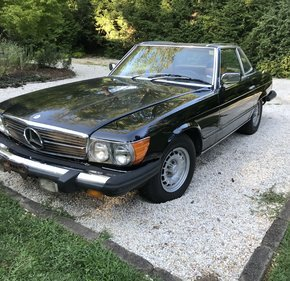 1980 Mercedes-Benz 450SL for sale 101399477