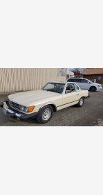 1980 Mercedes-Benz 450SL for sale 101410913