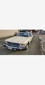 1980 Mercedes-Benz 450SL for sale 101410913