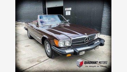 1980 Mercedes-Benz 450SL for sale 101462879