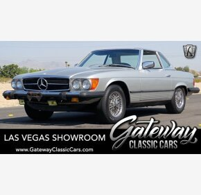 1980 Mercedes-Benz 450SL for sale 101463065