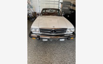 1980 Mercedes-Benz 450SL for sale 101625337