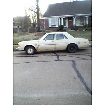 1980 Plymouth Volare for sale 100827049