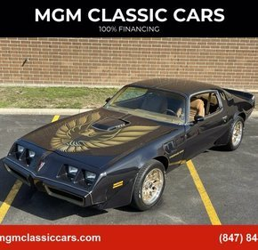 1980 Pontiac Firebird for sale 101478524