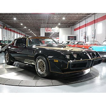 1980 Pontiac Firebird Coupe for sale 101601426