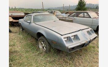 1980 Pontiac Firebird for sale 101608034