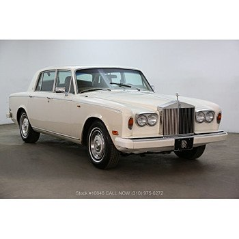 1980 Rolls-Royce Silver Shadow for sale 101108772