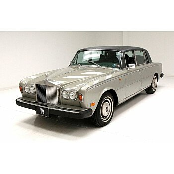 1980 Rolls-Royce Silver Wraith for sale 101165142