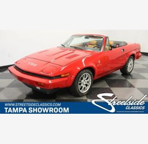 1980 Triumph TR8 for sale 101380571