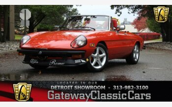 1981 Alfa Romeo Spider for sale 101051936