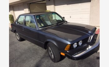 1981 BMW 320i Coupe for sale 101090852