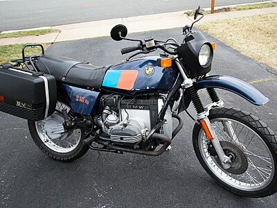 1981 BMW R80G/S for sale 200885544