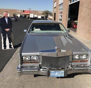 1981 Cadillac Eldorado for sale 101093184