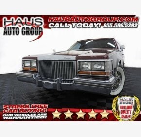 1981 Cadillac Seville for sale 101225689