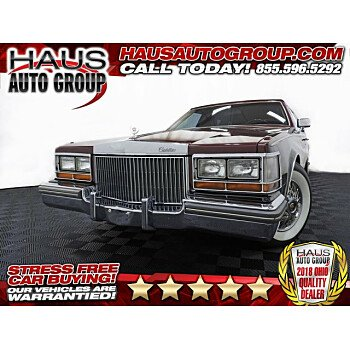 1981 Cadillac Seville for sale 101234484