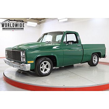 1981 Chevrolet C/K Truck 2WD Regular Cab 1500 for sale 101404226