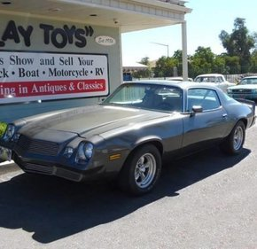 1981 Chevrolet Camaro Berlinetta Coupe for sale 101086732