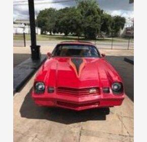 1981 Chevrolet Camaro for sale 101095475