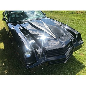 1981 Chevrolet Camaro Coupe for sale 101183259