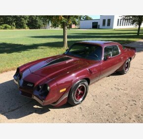1981 Chevrolet Camaro Coupe for sale 101210307