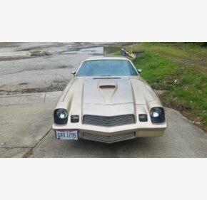 1981 Chevrolet Camaro for sale 101328970