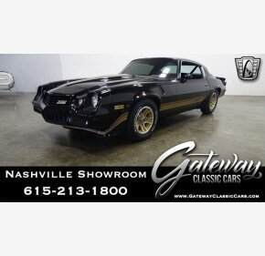 1981 Chevrolet Camaro Coupe for sale 101414413