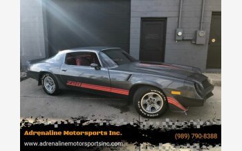 1981 Chevrolet Camaro for sale 101500869