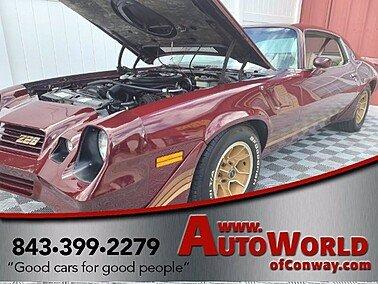 1981 Chevrolet Camaro Z28 for sale 101577702